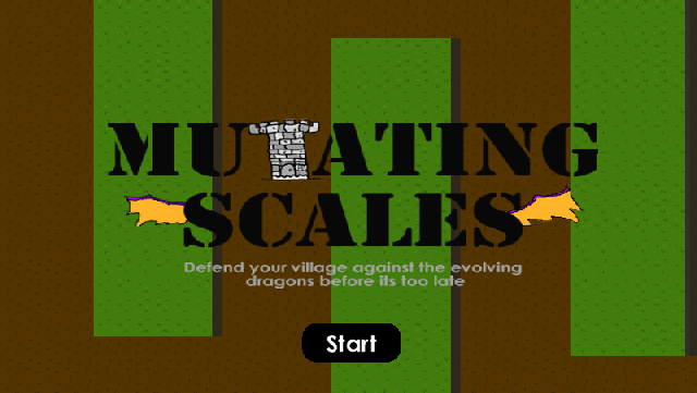 Mutating Scales Logo